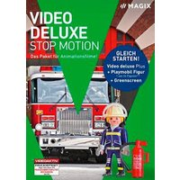 MAGIX Video Deluxe Stop Motion Bundle 2019 (D)
