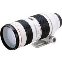 CANON EF 70-200mm f/2.8L USM - Objectif zoom (Noir/Gris)