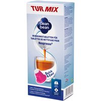 Turmix Coffee Machine Cleaning Tabs with Stand 8 Pieces