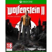 Xbox One - Wolfenstein II: The New Colossus Box