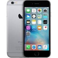 Sparfix® - apple iphone 6s 16 go gris sidéral débloqué tout opérateur remis à neuf + câble