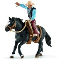 Schleich Boerderij - Western Cowboy In Het Zadel 41416
