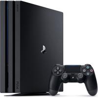PlayStation 4 Pro 1TB - Spielkonsole - Jet Black (9753216)