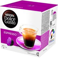 Nescafé Dolce Gusto Espresso Coffee 16 Capsules