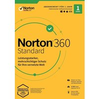 NortonLifeLock Norton 360 Standard (1 Gerät / 1 Jahr)