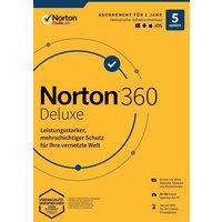 NortonLifeLock Norton 360 Deluxe (5 Geräte / 1 Jahr)