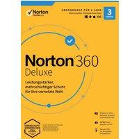 NortonLifeLock Norton 360 Deluxe (3 Geräte / 1 Jahr)