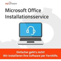 mysoftware Microsoft Office Installationsservice