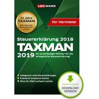 Lexware TAXMAN 2019 für Vermieter (für Steuerjahr 2018)