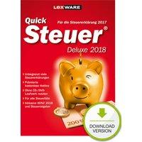 Lexware QuickSteuer Deluxe 2018 (für Steuerjahr 2017)