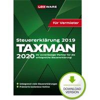 Lexware TAXMAN 2020 für Vermieter (für Steuerjahr 2019)