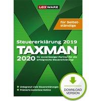 Lexware TAXMAN 2020 für Selbstständige (für Steuerjahr 2019)