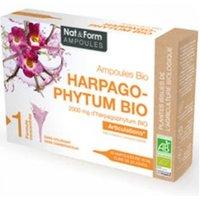 Nat&Form Amp Harpagophyt Bio10ml20