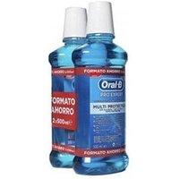 Oral B Pro-Expert colutorio protección profesional sin alcohol 2x500ml