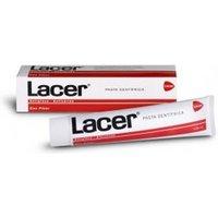 Lacer pasta dental 125ml + tubo 35ml REGALO