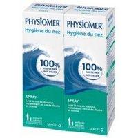 Physiomer Spray Higiene Nasal 135ml lote de 2