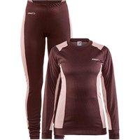 Bekleidung/Unterwäsche: Craft CRAFT Set Core Dry Baselayer Set W