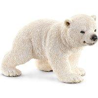 Schleich - 14708 Eisbärjunges laufend