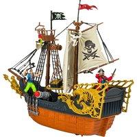 Luxus Piratenschiff Spielset
