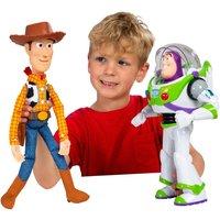 Toy Story 4 - Sprechender Buzz & Woody Spielzeug Set