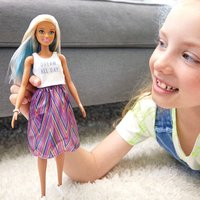 Barbie - Fashionistas Puppe: Dream All Day Tank Top