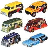 Premium Car Pop Culture: Chevy Silverado Off-Road (DWH22)