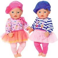 BABY born - Classic Mode Kollektion, Tüllkleid mit Mütze