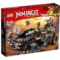 LEGO Ninjago - 70654 Drachen-Fänger