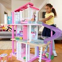 Barbie Mattel - Traumvilla Puppenhaus