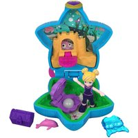 Polly Pocket - Kleiner Pocket-Palast, Pollys Aquarium (FRY33)