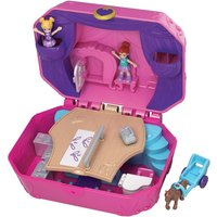 Polly Pocket - Pocket-Welt-Schatulle, Ballettbühne