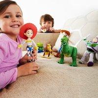 Toy Story 4 - Figurenpack, 6-tlg. Woody, Buzz Lightyear, Spielzeug