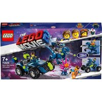 The LEGO Movie 2 - 70826 Rex' Rextremes Offroad-Fahrzeug