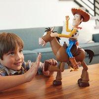 Toy Story 4 - Woody und Bullseye Spielzeug Figur