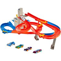 Hot Wheels - Auto-Lift Expressway Track