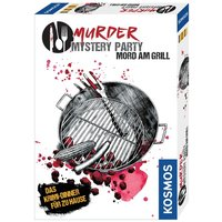 KOSMOS - Murder Mystery Party: Mord am Grill