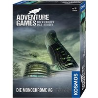 KOSMOS - Adventure Games: Die Monochrome AG