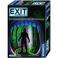 Kosmos - EXIT, Das Spiel: Die Geisterbahn des Schreckens