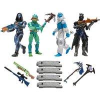 Fortnite - Squad Mode 4er Figuren Set