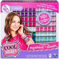 Cool Maker - Kumi Kreator Nachfüll-Pack Meerjungfrau und Traummoden