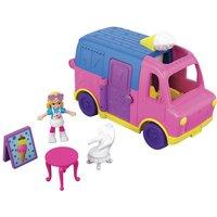 Polly Pocket - Pollyville Eiswagen