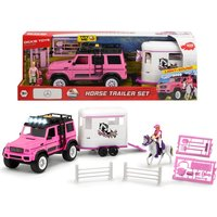 Dickie Toys - Playlife Pferdeanhänger Set