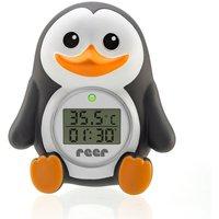 Reer - MyHappyPingu 2in1 digitales Badethermometer