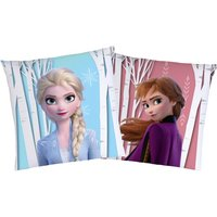 Disney die Eiskönigin 2 - Kissen Anna und Elsa, 40x40 cm