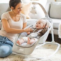 Ingenuity  Babyschaukel Kuschellamm