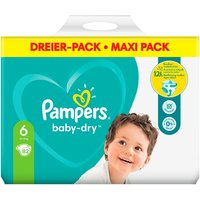 Pampers - Windeln Mega Pack Baby Dry Junior Gr.6 XL (78 Stück)