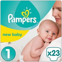 Pampers - Tragepack New Baby, New Born Gr. 1 (22 Stück)
