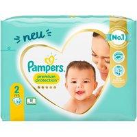 Pampers - Tragepack New Baby, New Born Gr. 2 Premium (31 Stück)