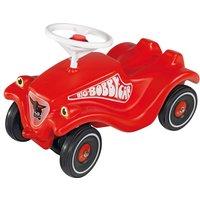 BIG - Bobby Car: Bobby Car mit Flüsterrädern, rot