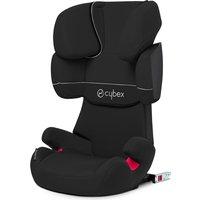 Cybex - Kindersitz Solution X-Fix, Pure Black